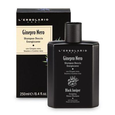 Shampoodoccia energizzante Ginepro Nero 250 ml