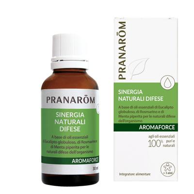 Sinergie naturali difese Pranarom