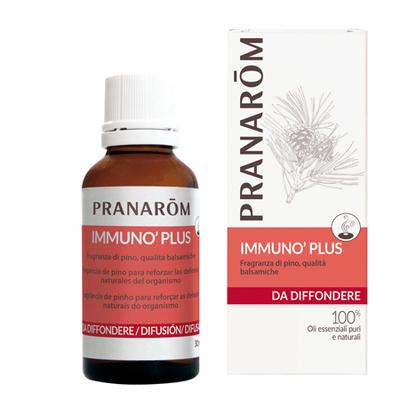 Pranarom immuno plus oli essenziali puri