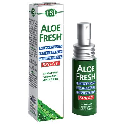 Spra alito fresco menta Aloe fresh ESI