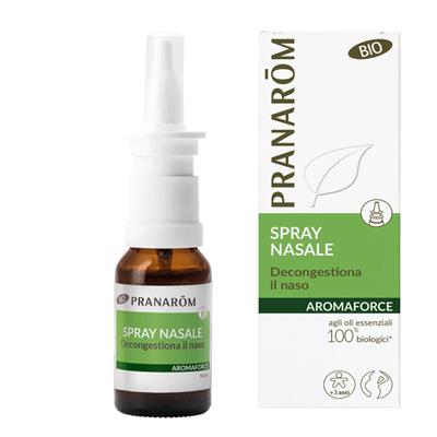 Spray nasale con Eucalipto Pranarom