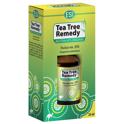 Tea tree integratore alimentare 25 ml Esi