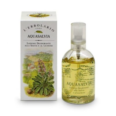 Aquasalvia 100 ml l'erbolario
