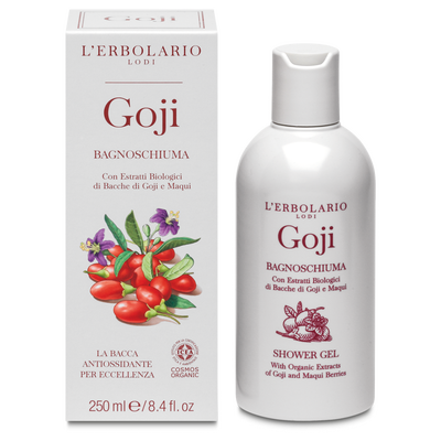 Bagnoschiuma Goji 250 ml