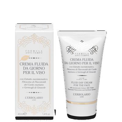 Crema fluida da giorno con formula anti-tempo 40ml