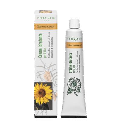 Crema idratante viso Bioecocosmesi 50 ml