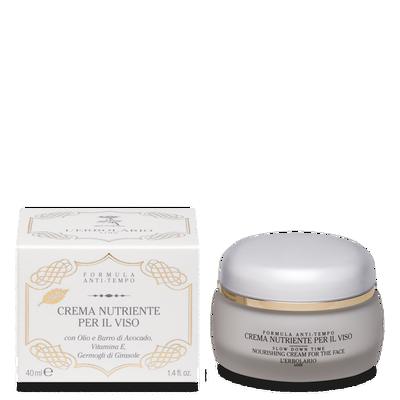Crema nutriente viso formula anti-tempo 40ml erbolario