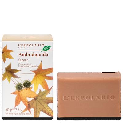 Ambraliquida: sapone l'Erbolario 100g