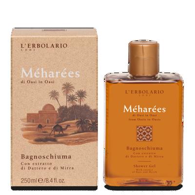 Bagnoschiuma Meharees 250 ml l'Erbolario