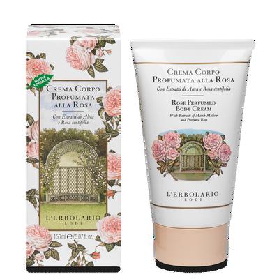 Crema corpo profumata alla Rosa 250 ml