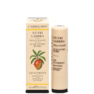 Nutri labbra vellutante l'Erbolario 4,5 ml