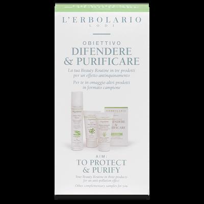 Obiettivo difendere e purificare: tre prodotti antinquinamento