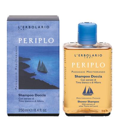 Periplo Shampoo Doccia l'erbolario 250ml
