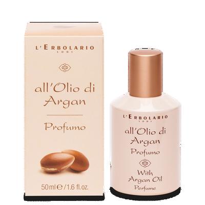 Profumo all'olio di Argan l'Erbolario 50 ml