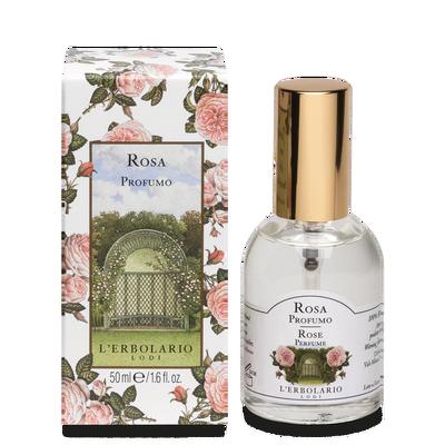 Profumo Rosa l'Erbolario 50 ml