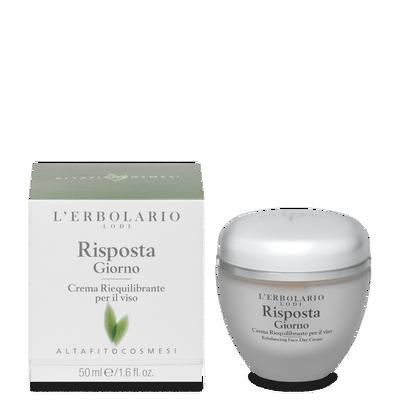 Risposta giorno crema riequilibrante viso 50 ml