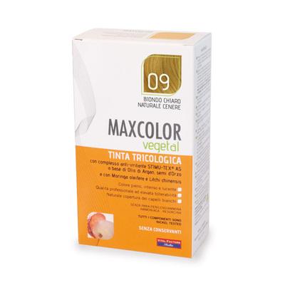 Tinta tricologia Maxcolor vegetale 09