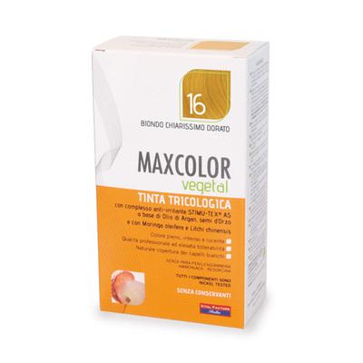 Tinta tricologia Maxcolor vegetale 16