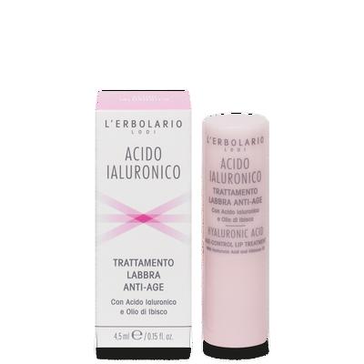 Trattamento labbra anti-age Acido Ialuronico 4,5 ml