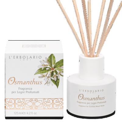 Osmanthus Fragranza per Legni profumati l'Erbolario 125 ml