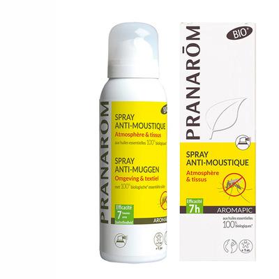 Spray antizanzare per ambienti e tessuti di Pranarom