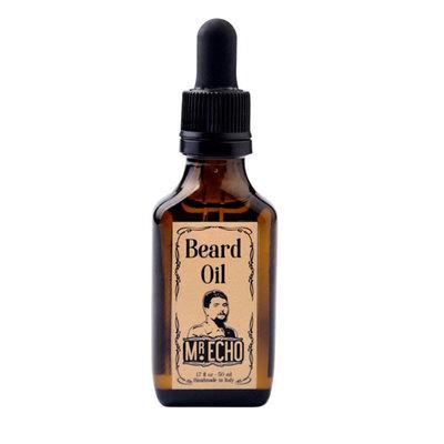 Beard Oil-Olio lenitivo per barba e rasatura-Mr.Echo