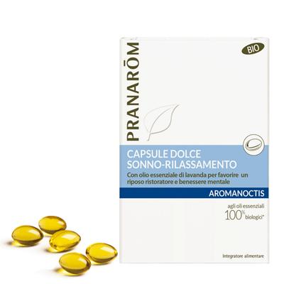 Aromanoctis 30 perle Pranaröm