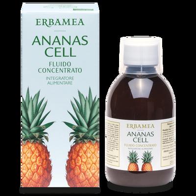 Fluido Concentrato Ananas Cell