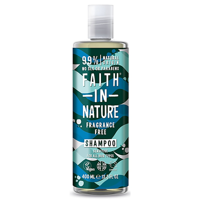 Shampoo senza profumo Faith in Nature