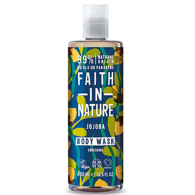 Detergente corpo Jojoba Faith in Nature