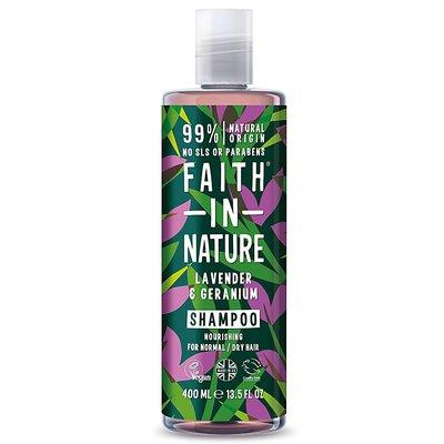 Shampoo Lavender Geranium