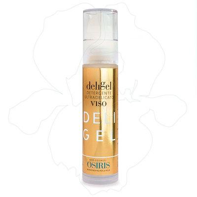 Gel detergente viso ultradelicato per pelli sensibili