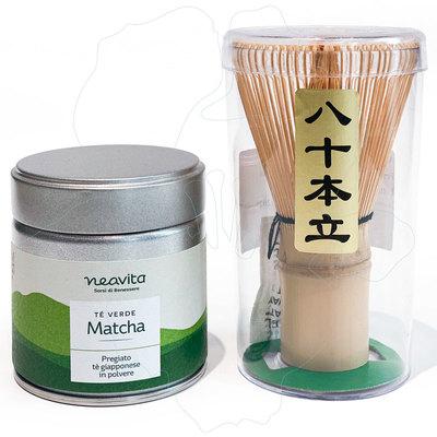 Set cerimonia del te verde giapponese