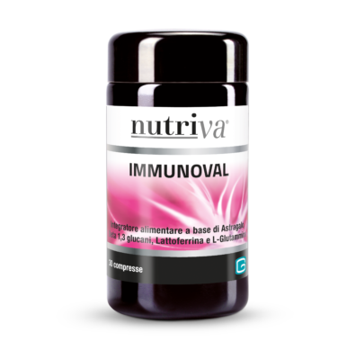 Immunoval 30 compresse per sistema immunitario